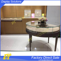 newly display jewellery showroom interior design