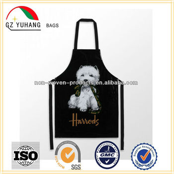 cotton bar apron