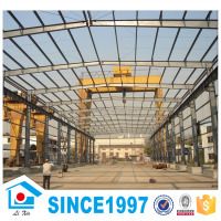 Cheap Prefab Portal Frame Steel Structure Chicken Poultry House