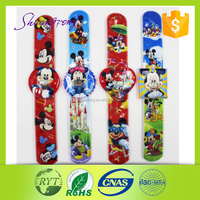Popular cartoon slap watches alibaba express hot products