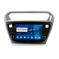 Quad Core 1024*600 Touch Screen S160 Android 4.4.4 Car DVD gps player for Citroen Elysee with radio Wifi GPS navi Canbus