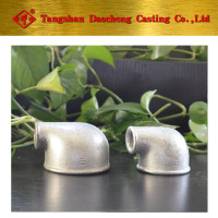 "90R 3"" * 1"" Elbow Casting iron pipe fittings"