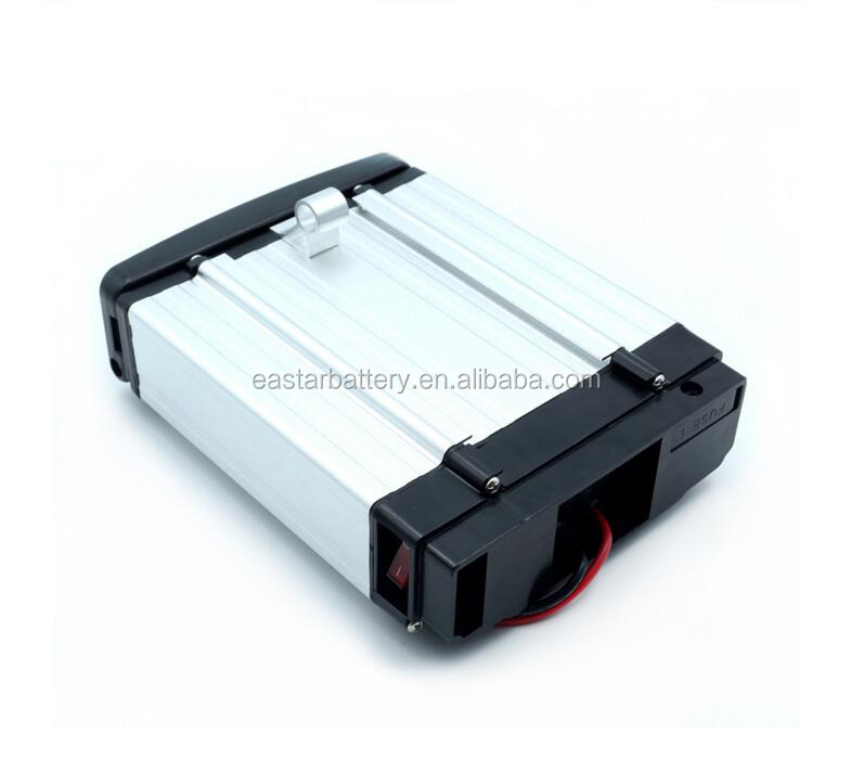 Factory price 36v lithium electric bike battery 36v 10Ah 18650 li-ion battery