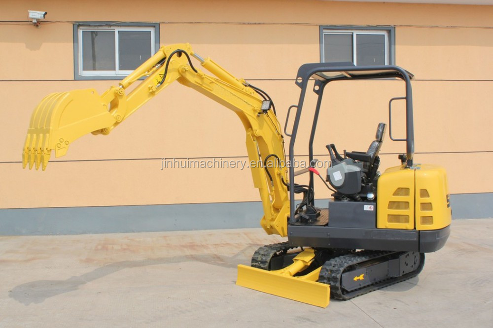 well digger machine