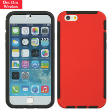 Best Selling tems Fullbody Rugged Holster Case with Built-in Screen Protector For Iphone 6
