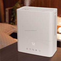 ULTRASONIC HYBRID HUMIDIFIER 4L/COOL & WARM MIST HUMIDIFIER/ESSENTIAL OIL HUMIDIFIER/AROMA DIFFUSER