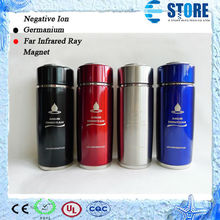 4 Colors Tourmaline Alkaline Water Energy Nano Flask