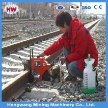 NZG-32-3 type 31mm Internal Combustion Steel Rail Driller/Portable railway drilling machine