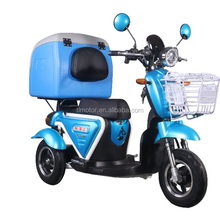 China made 1000w 48v electric cargo tricycle for elderly