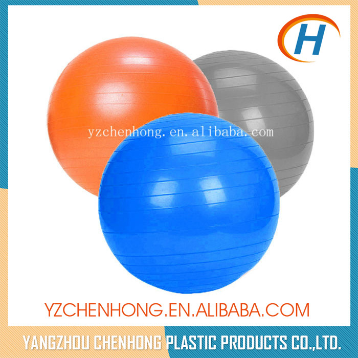 China static strength exercise stability ball,anti-burst adult exercise balls for sale