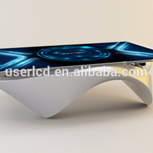NEW! 43'' 46'' 55'' interactive touch screen coffee table multi game table