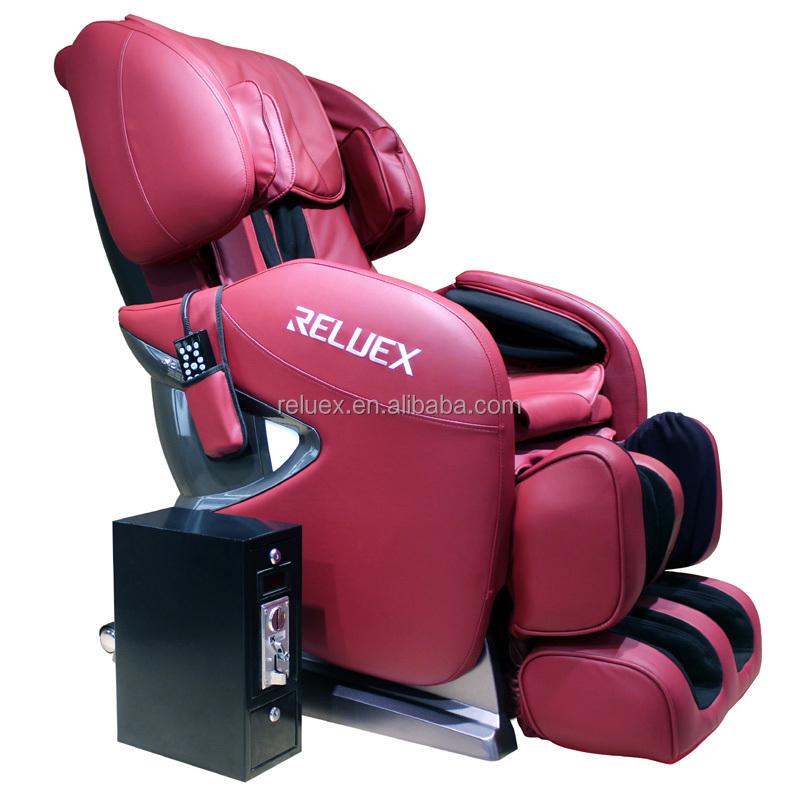 Zero Gravity Full Body Massage Chair 2016 best selling zero gravity full body massage coin operation