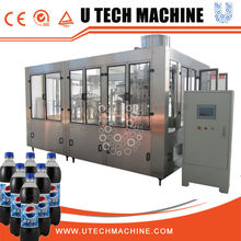 Pet Bottle Filling Non Carbonated Soft Drinks