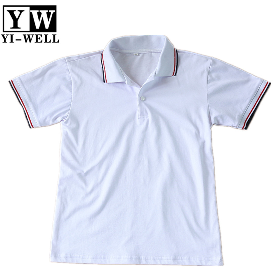 custom school logo polo neck collar shirts kids boys girls school uniform polo shirt