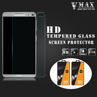 2016 Newest 0.33mm 9H anti shock anti scratch water proof tempered Glass protector for Samsung Galaxy S7