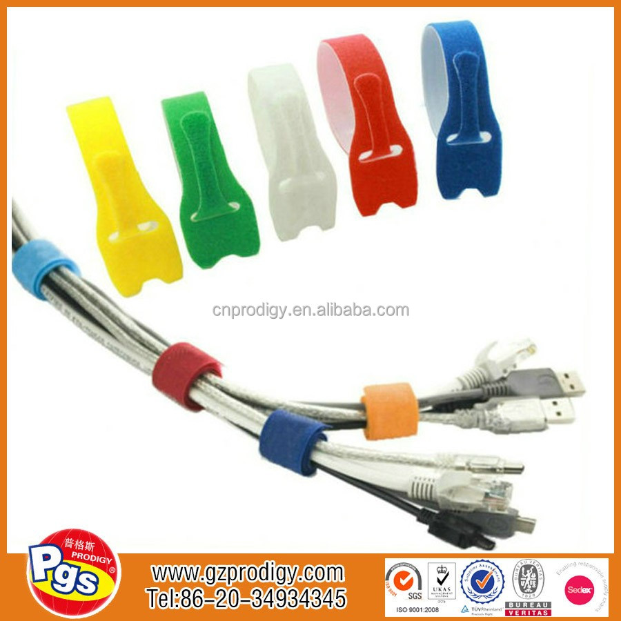 multi- colors nylon tie wrap, wire cable tie