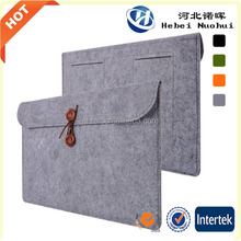 Felt Sleeve and felt charger case for laptop