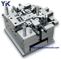 China pipe fitting mould maker