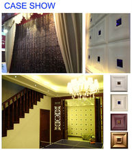 Leather Home Accessories cheapest wall paneling and ceiling New HOT products bring you new profit