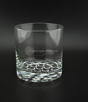 10oz clear shot glass cups for wine with OEM