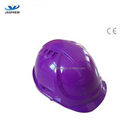 CE safety helmet for construction work/hard hat vented--Workplace safety supplies