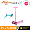 Hot sales 3 wheel cheap kick scooter for children