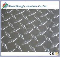 low price diamond polished aluminium checker plate aluminum tread sheet