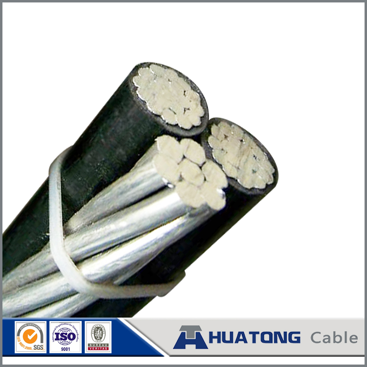 aerial bundled cable nfc 33209 standard for overhead electrical wire
