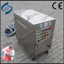 Made of stainless steel mobile car wash equipment for sale