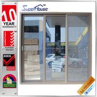 5 stars energy rating Australia standard aluminium sliding stacking doors of new arrival