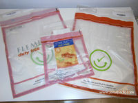 STEBs - Security Tamper-Evident Bags for Aviation / Duty Free Shops