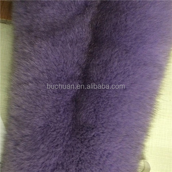 Wholesale Dyed Fox Pelts Fur