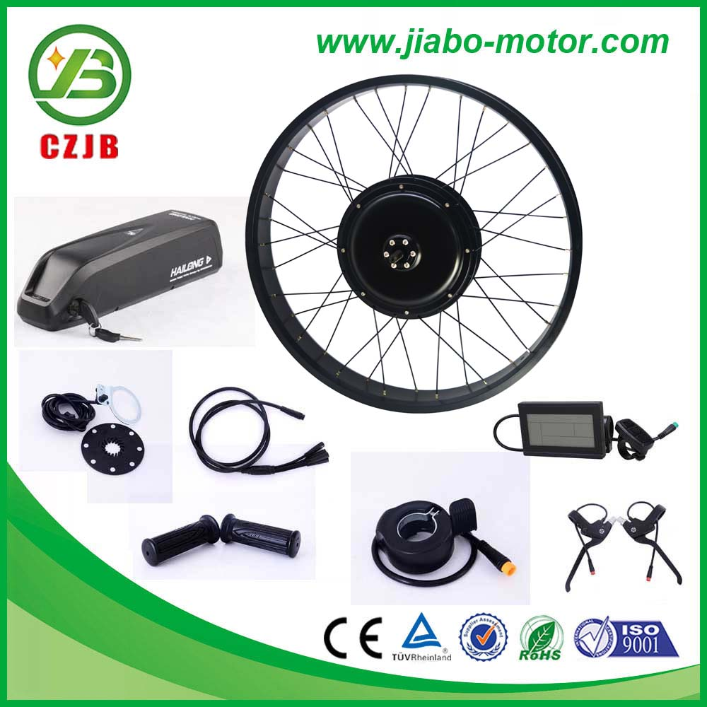JB-205/55 48v 2000w Electric Bike Motor Conversion Kit With Battery