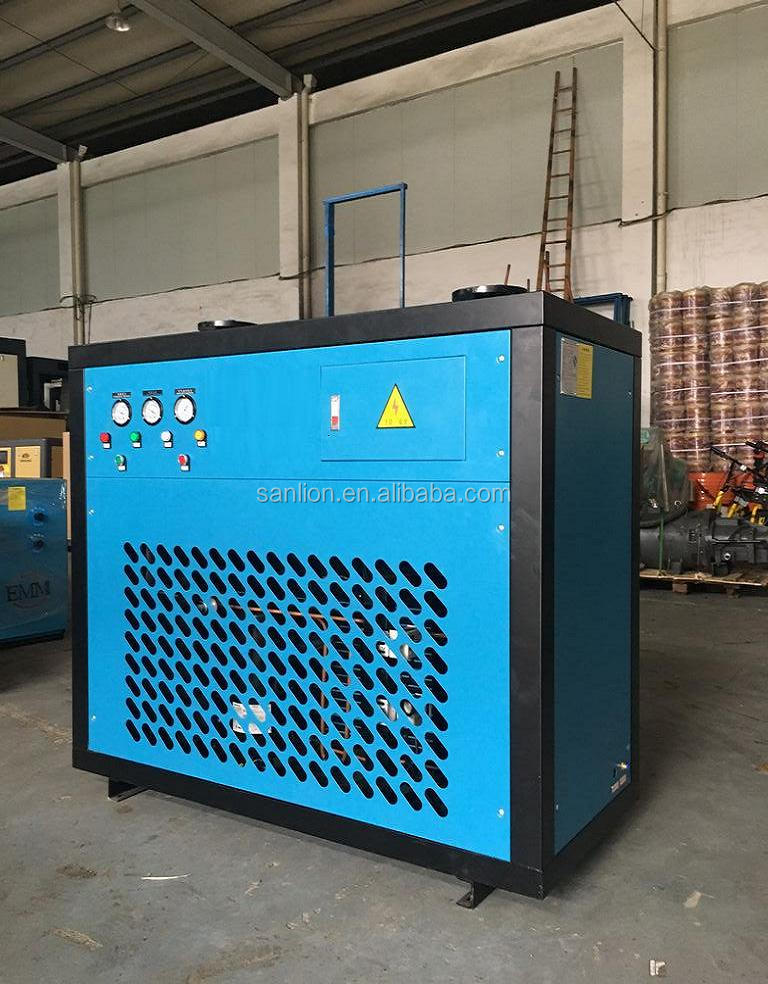 ISO9001 and High Performance Compressed Air Dryer for Food Industrial