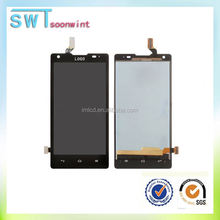 for huawei ascend g700 lcd display+ digitizer touch screen