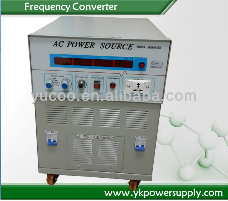 adjustable frequency power inverter