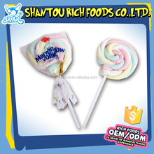 11g big size marshmallow lollipop