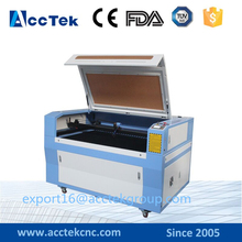Cheapest price Mini 3d co2 laser engraving cutting machine work sizes 600*900mm