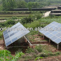 Chinese High Efficiency Solar Water Pump