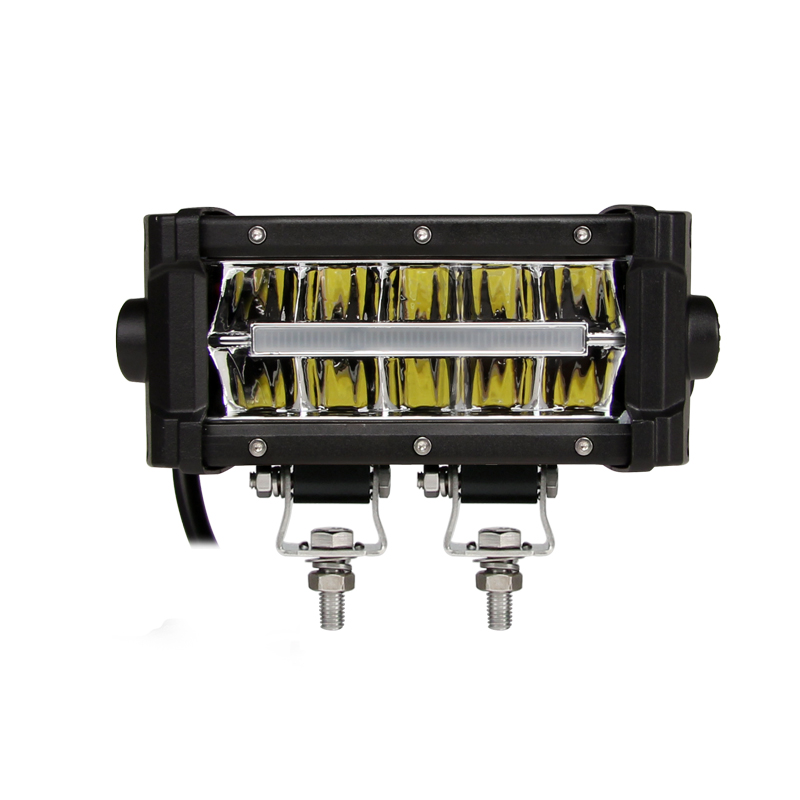 Factory wholesale licence plate Offroad light 30w 4 colors led light bar