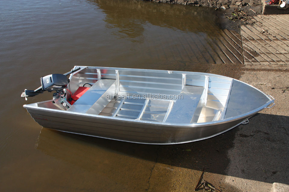 small 11ft 13ft aluminum lightweight car topper boat hull