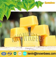 Cheap unfiltered raw yellow beeswax for sale