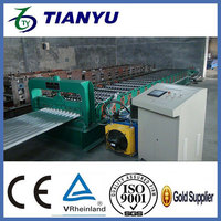 Metal Color Steel Step Roof Tile machine for corrugated aluminium sheet