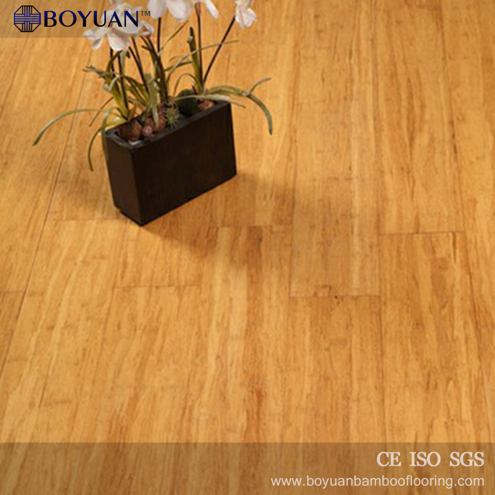 2016 A Grade factory price natural indoor bamboo flooring for home