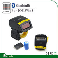 Factory price!!!Tablet with barcode scanner data terminal, wearable ring barcode scanner FS01+WT01