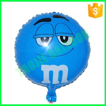 Foil material Customized Advertising Balloons