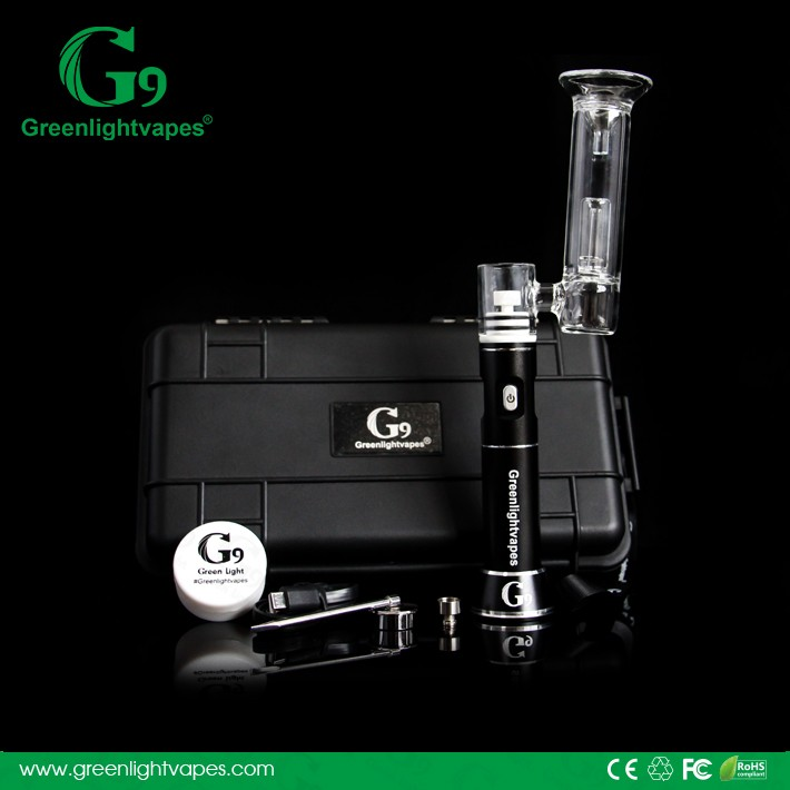 Greenlightvapes newest innovative portable rechargebale dab rig enail