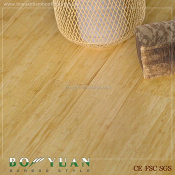 Boyuan durable strand woven door click manufacturer bamboo flooring