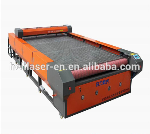 laser wood cutting machine high energy utilization