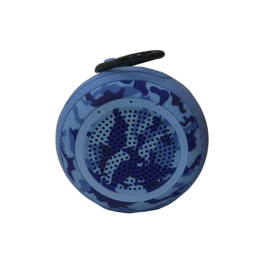 Multifunction portable mini waterproof outdoor wireless bluetooth speaker for mobile phone